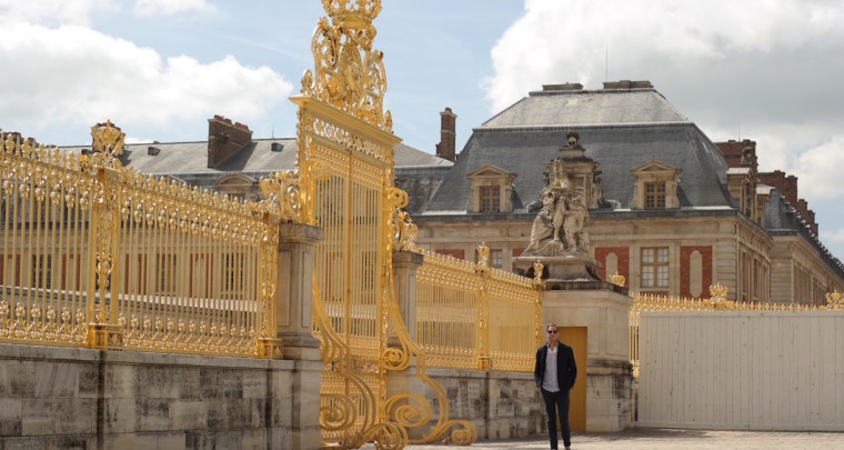 TY AT VERSAILLES